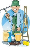 Window washing Home and Office inside & outside starting at $5