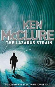 The Lazarus Strain von Ken McClure (2008, Taschenbuch)