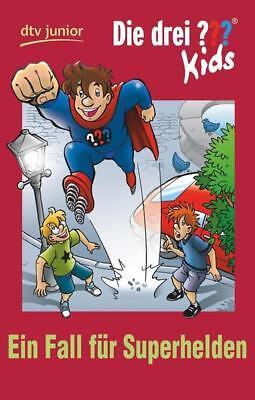 Die drei ??? Kids 45 - Ein Fall für Superhelden