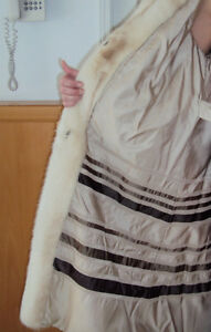 Vintage Full length Pearl Mink Coat by Hurting Furs Edmonton Edmonton Area image 3