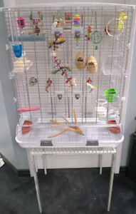Selling Large Hagen Vision Bird Cage for Large Birds (L12) Toys