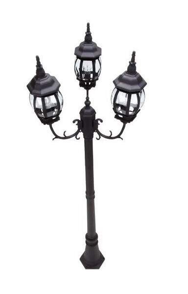 outdoor lighting light of categories shades arched post lights lanterns