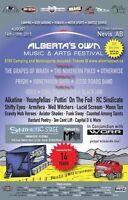 ALBERTA'S OWN MUSIC FESTIVAL 2015
