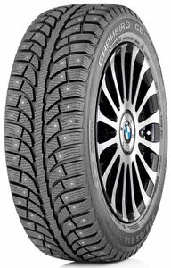 Studded Gt-radial 225/50R17 with rims