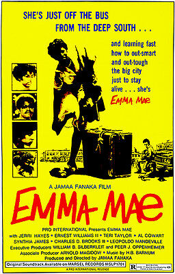 Emma Mae   1976   Movie Poster