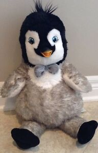 Build A Bear Limited Edition Happy  Feet Erik  Plush  Penguin London Ontario image 1