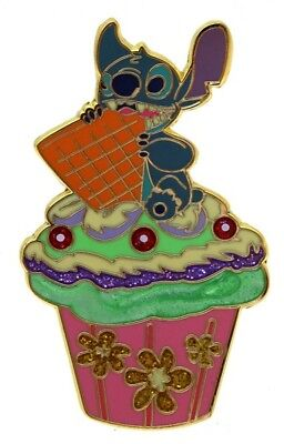 2011 Disney Cupcakes Stitch Pin N1 (Disney Cupcakes)