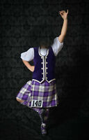HIGHLAND DANCE COMPLETE PRE-PREMIER DELUXE OUTFIT!