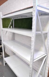BUSINESS HOME WAREHOUSE 400KG STEEL STORAGE SHELVING RACKING Wetherill Park Fairfield Area Preview