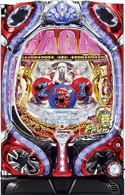 LADY GAGA Pachinko Japanese Slot Pinball CR GAGA DIVA MONSTER SINGER SONG