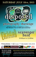 Disposed Photography Challenge!