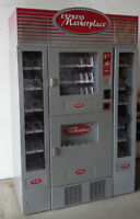 Snack Time Vending Machines Brand New