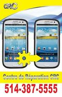reparation samsung s5 s4 s3  note 2 note 3 note 4 iphone 6