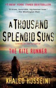 A Thousand Splendid Suns by Hosseini, Khaled