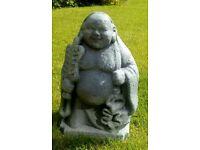 Large Buddah concrete ornament