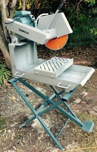 BRICK SAW/PAVER SAW HIRE - FREE DELIVERY - Adelaide CBD Adelaide City Preview