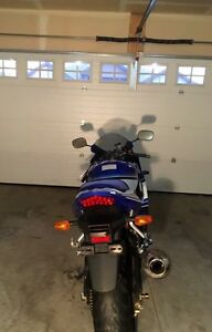 2005 GSX-R 750x Limited Edition Strathcona County Edmonton Area image 5