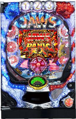 """JAWS """"Its a Shark Panic"""" Pachinko Machine Japanese BRUCE Movie Slot Pinball"""
