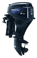 TOHATSU OUTBOARD STICKER CHANGE SALE