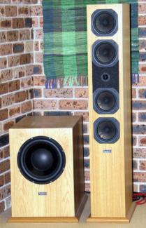 Klipsch Reference Rf52ii Floor Standing Speakers Speakers