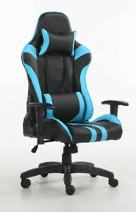 Gaming Chairs with 3 D arm, head, lumbar support, BRAND NEW