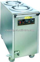 Used Commercial Electric plate warmer cart/Dish Warmer Machines