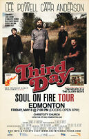 Volunteer at the Sold-Out Third Day/Tim Neufeld Concert