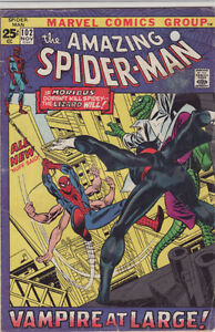 AMAZING SPIDERMAN COMIC BOOK 102