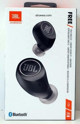 JBL Free X schwarz Bluetooth Kopfhörer