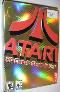 ATARI: 80 Classic Games in One! (PC CD-ROM Software)