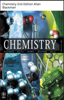 Chemistry 2nd Edition: Allan Blackman