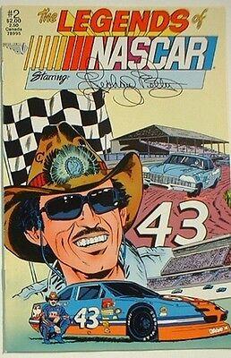 LEGENDS OF NASCAR STARRING: RICHARD PETTY