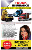 CHEAP AUTO INSURANCE-COMMERCIAL - TRUCK INSURANCE -BEST RATES