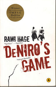 DeNiro's Game - Rawi Hage (Paperback) West Island Greater Montréal image 1