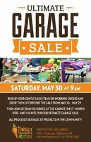 DONATE TO THE CARROT'S GARAGE SALE