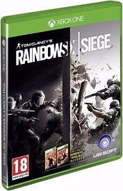 rainbowsix siege xbox one game
