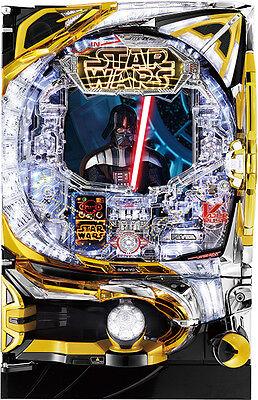 Star Wars Pachinko Machine BATTLE OF VADER Japanese Slot Arcade Game 2115 SDCC