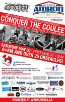 CONQUER THE COULEE