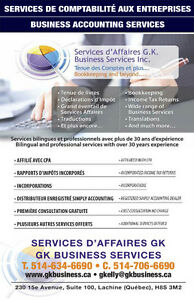 BOOKKEEPING AND ACCOUNTING SERVICES West Island Greater Montréal image 2