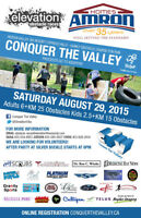 CONQUER THE VALLEY- VOLUNTEERS