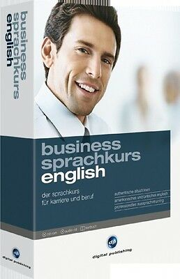 Digital Publishing Business Intensivkurs Englisch English OVP NEU inkl. Headset Digital Headset