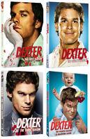 DEXTER season 1, 2, 3, 4 & rare season 4 bonus dvd - $20