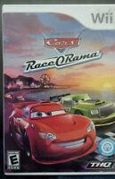 Wii Disney Cars Race o Rama