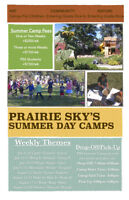 Prairie Sky School Summer Camps