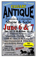 Calgary Antique Show