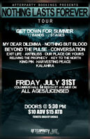 Get Down For Summer - 12 Bands - 2 Stages - Aylmer July 31st / A