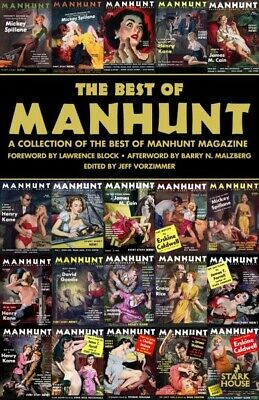 Best of Manhunt : A Collection of the Best of Manhunt Magazine, Paperback by