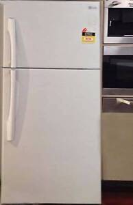 2 years 422L LG Glass shelving Fridge/FreezerCAN DELIVERY Doncaster Manningham Area Preview