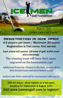 Ice Men Golf Tournament