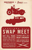 Vankleek Hill Motorcycle/Auto Swap Meet!